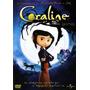 Coraline E O Mundo Secreto Animação - Dvd Novo Orig Lacrado
