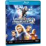 Blu-ray Quarteto Fantastico E O Surfista Prateado