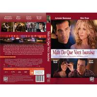 Dvd Mais Do Que Você Imagina, Antonio Banderas, Original