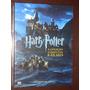 Box Harry Potter Coleção 8 Dvds Lacrado !! Original Dublado