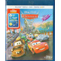 Combo Blu-ray Duplo + Dvd + Digital Copy Carros 2 Novo!
