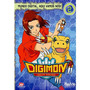 Dvd Original Digimon Data Squad Volume 2