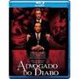 Blu-ray Advogado Do Diabo Usado , Novíssimo , Perfeito