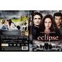 Dvd Eclipse - Saga Crepúsculo, Romance, Original Lacrado