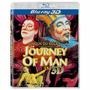 Blu-ray 3d Cirque Du Soleil: Journey Of Man