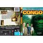 Dvd Congo - Leg Em Português - Lacrado
