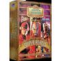 Dvd Coleção Heróis Cinema - The Flash, Flash Gordon, He-man