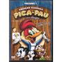 Dvd Coleção Clássica Pica-pau E Seus Amigos Vol.1