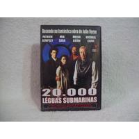Dvd Original 20.000 Léguas Submarinas