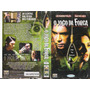 Vhs + Dvd, Jogo Da Forca ( Raro) - Lou Diamond Phillips