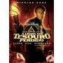 Dvd A Lenda Do Tesouro Perdido - Livro Dos Segredos- Disney