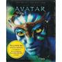 Avatar James Cameron Blu-ray 3d 2d + Dvd - Lacrado Com Luva
