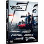 Box Velozes E Furiosos Filmes 1,2,3,4,5 E 6 Original Lacrado