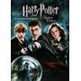 Dvd Harry Potter Ea Ordem Da Fênix Usado Original Seminovo