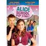 Dvd Alice School Pop Star? (semi Novo)