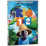 Box Coleção Dvd Rio 1 E Rio 2 (novo Original Lacrado)