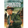 Dvd - Sexto Fugitivo - Richard Widmark - Western Original