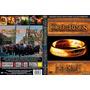 Coleção Completa Da Trilogia Senhor Dos Aneis E Hobbit 6 Dvd