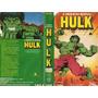 A Origem Do Incrível Hulk - Raro - Dublado