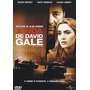A Vida De David Gale - Drama Dvd Original Novo Lacrado