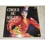 Laser Disc - Ld - Cirque Du Soleil - We Reinvent The Circus