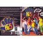Dvd Lacrado Duplo Hi5 Musicas E Ritmos 24 Clipes Livro Com L