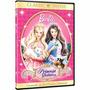 Coleção Dvds Barbie Com 3 Filmes Novo!