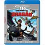 Blu-ray 3d+2d - Como Treinar Seu Dragão - Lacrado -original