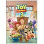 Dvd Toy Story 3 - Disney / Pixar - Zerado