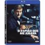007 O Espião Que Me Amava Bluray Lacrado Original