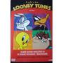 Dvd Box - Looney Tunes - Colecao 4 Dvds - Original