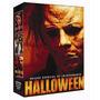 Box Halloween Com 6 Filmes Michael Myers