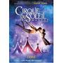 Dvd Cirque Du Soleil Novo Orig Lacrado James Cameron Circo