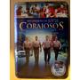 Corajosos - Livro + D V D - Box Lata - Novo Orig. Lacrado