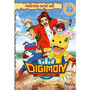 Dvd Original Digimon Data Squad Volume 1