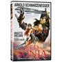 Dvd Guerreiros De Fogo Novo Orig Lacrado Schwarzegger Conan