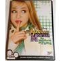 Dvd Hannah Montana Bastidores Da Fama Miley Cyrus Disney Ori