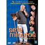 Dvd Sete Minutos Antonio Fagundes Teatro Original Semi Novo