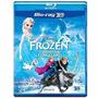 Frozen - Blu Ray 3d Dub/leg, Lacrado