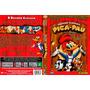 Coleção Clássica Do Pica Pau Desenhos 6 Dvds Dublados