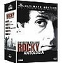 Dvd Sylvester Stallone: Rocky Antologia (box Com 5 Dvds)