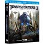 Blu-ray 3d: Transformers 3 - O Lado Oculto Da Lua (3 Discos)