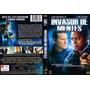 Dvd Invasor De Mentes, Cuba Gooding Jr, Val Kilmer, Original