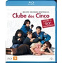 Blu-ray - Clube Dos Cinco - 30º Aniversário (lacrado)