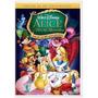 Dvd Disney - Alice No País Das Maravilhas - Original - Novo