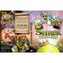 Coleção Shrek 1,2,3 E Para Sempre Com 4 Dvds Dublados