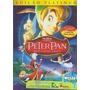 Dvd Peter Pan Platinum Duplo Disney Novo Lacrado Com Luva