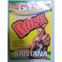 Dvd O Poder Do Rock Santana (semi Novo)frete 8,00