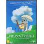 Dvd Vidas Ao Vento Original Lacrado Ghibli Hayao Miyazaki