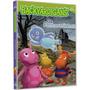 Dvd Backyardigans - Os Fantasminhas * Frete Grátis *